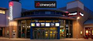 IMAX £3 cineworld film fest 4 to choose from ( SAT APRIL 8TH )