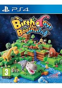 Birthdays the Beginning (PS4) £27.85 Delivered (Preorder) @ Base