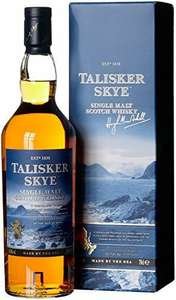 Talisker Skye Single Malt Scotch Whisky £25 at Amazon