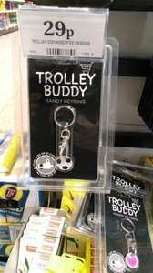 Trolley Coin 29p at Home Bargains