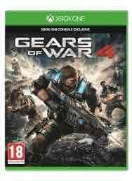 Gears of War 4 (XB1) £11.99 used @ Grainger games