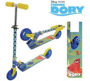 Finding dory in line scooter was £21.99 now £9.99 @ argos free c&c