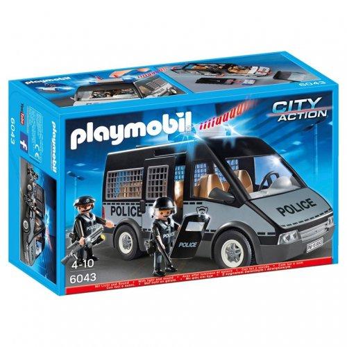 Playmobil Police Van RRP £19.99 £5 @ Tesco instore