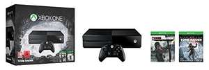 XBOX ONE 1TB TOMB RAIDER CONSOLE BDL £168.29 Used - Very Good @ Amazon warehouse