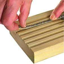 Deckwright Anti-slip Premium Decking Insert Kit £25 @ Wickes