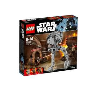 LEGO 75153 Star Wars AT-ST Walker £30.99 @ Amazon