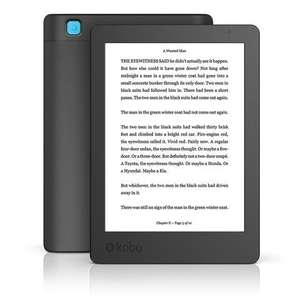 Kobo Aura Edition 2 - Ereader with backlight- Free shipping! £79.99 kobobooks