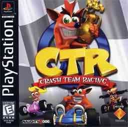 Crash Team Racing (CTR) on PS3, PSP and PS VITA £1.99 PSN