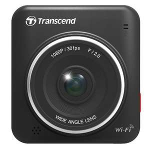 Transcend 16 GB DrivePro 200 Car Video Recorder with Built-In Wi-Fi £69.97 Amazon