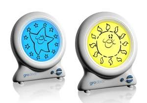 Gro Clock - £15.99 (Prime) / £19.98 (non Prime)  Amazon Deal of the Day
