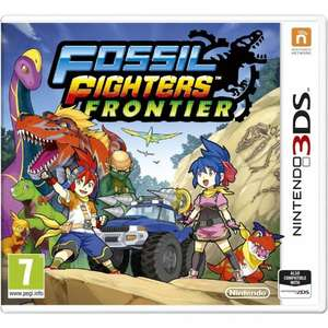 Fossil Fighters 3DS £5.00 in Smyths - worth it for part ex (Instore only)