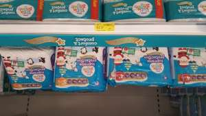 Asda Xmas supreme protection nappies - £1.75 (Wembley)