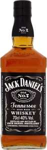 Jack Daniel's Original Tennessee Whiskey 700ml - was £25 now £15 at Asda (in-store and online)