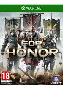 For Honor Xbox One / Playstation 4 £29.85 @ SimplyGames