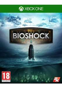 Bioshock: The Collection on Xbox One £21.85 @ Simply games