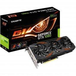 Gigabyte GTX 1080 G1 Gaming RGB 8192MB (GV-N1080G1) - @ Overclockers £479.99 + £9.90 shipping (£489.89)