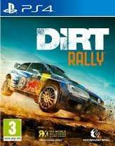 DIRT RALLY (PS4) £15 IN STORE, ASDA Worcester