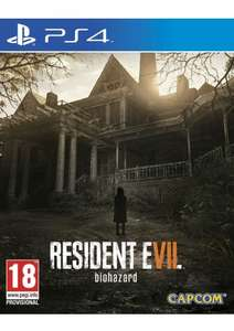 Resident Evil 7 - PS4 £36.85 at Simply Games