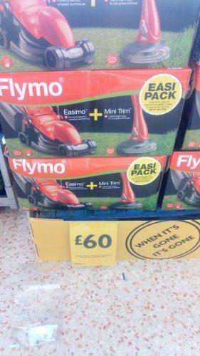 Flymo lawnmower £60 @ Morrisons