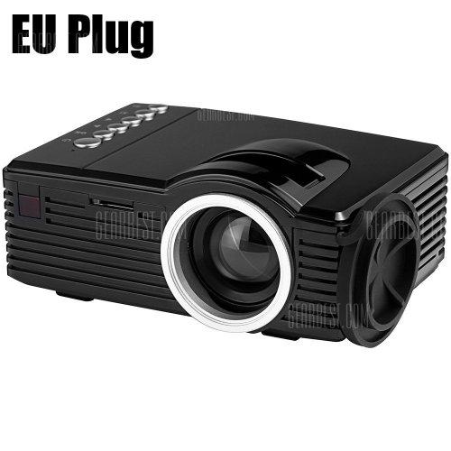 SD20 LCD Projector (320 x 180 Pixels) - £27.99 @ GearBest
