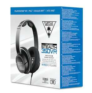 Turtle Beach Ear Force Stealth 350VR Gaming Headset £34.99 @ Game (PS4 / PSVR /  Vive / Oculus Rift) - Using code