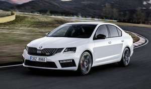Skoda Octavia vRS (2017) Diesel Hatchback 2.0 TDI CR 5dr £6331.20 at Fleetprices.co.uk, 10kmpa, 2 year lease