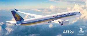 Flights to Houston from Manchester (Round trip) £340 @ Singapore Airlines