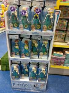 Frozen fever dolls £5 each Smyths was £12.99