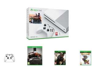 Back in stock - Game XBox Battlefield + Controller + 3 more games for £219.99 @ Game