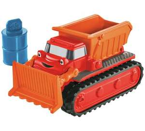 Fisher-Price Bob the Builder Die-cast Vehicle Assortment £1.99 (was £5.49) @ Argos (Free C+C)