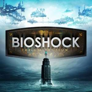 [Steam] BioShock: The Collection - £9.99 - Humble Store