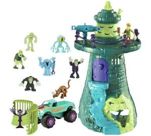 Scooby Doo Mystery of the Frighthouse Playset £9.99 @ Argos (Free C+C)