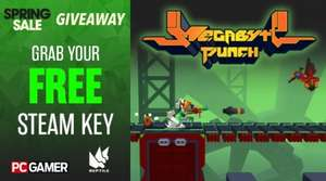 [PC] Megabyte punch - free Steam key