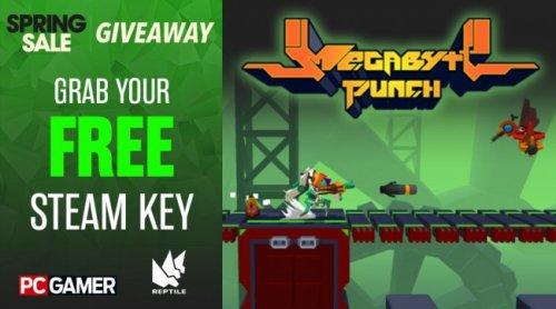 [PC] Megabyte punch - free Steam key