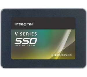 "INTEGRAL V Series 2.5"" Internal SSD - 120 GB £39.99 @ PCWorld"