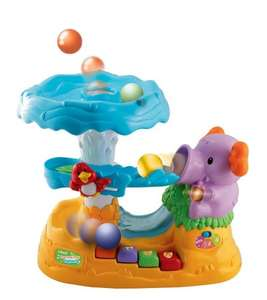 Vtech Pop & Play Elephant now just £12.34 at Tesco with free Click and Collect. Usually around £25