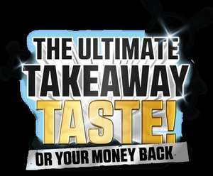 The Ultimate Takeaway Taste or Money Back - Free chicago town pizza- purchase / receipt required - online form