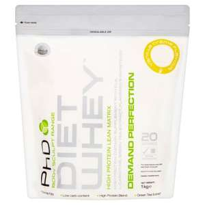 PhD Nutrition Diet Whey  1kg - £14.99 instore @ LIDL