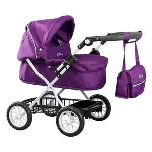Silver Cross dolls pram  @ xs-stock. £24.95 (£27.90 delivered)