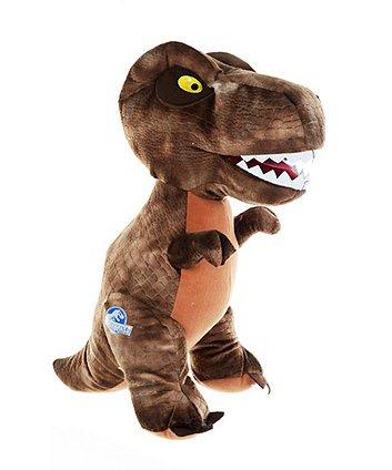 Jurassic World Large 22inch T Rex Plush was £29.99 now £9.99 C+C @ ELC