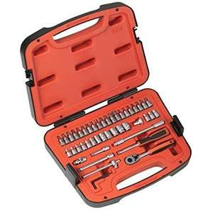 "Bahco S460 1/4"" 46-piece Socket Set £36 Delivered (Amazon or Toolstop)"