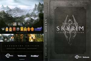 The Elder Scrolls V 5: Skyrim Legendary Edition Steam @ CDkeys only £6.99