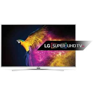 LG 65UH770V 65 Inch Super UHD Smart TV £999.99 Costco