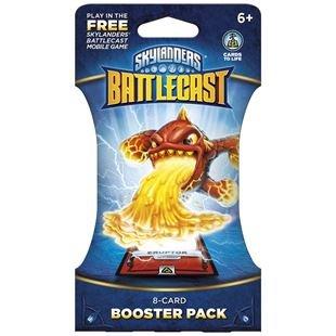 Skylanders Battlecast Booster Pack - 8 cards 50p (was £4.99) @ Smyths toys (instore + online)