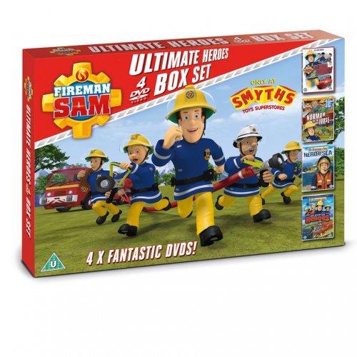 Fireman Sam Ultimate Heroes DVD Box Set £1 @ Smyths (Instore +Online)