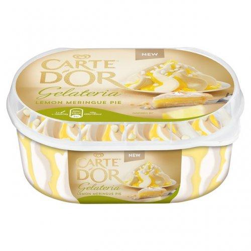 Carte D'or Gelateria Lemon Meringue Pie Ice Cream Dessert 82p @ Morrisons was £3.25