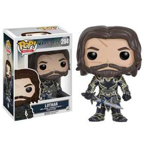 POP! Vinyl: UFC Jose Aldo - POP! Vinyl: World Of Warcraft: Lothar Each £3.00 @ Smyths toys (Instore +Online)