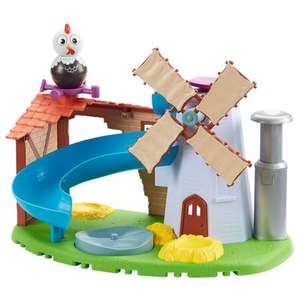 Weebles Weebledown Farm Wobbily Farm Mill and Barn £5 (was £29.99) @ Smyths (Free C+C)