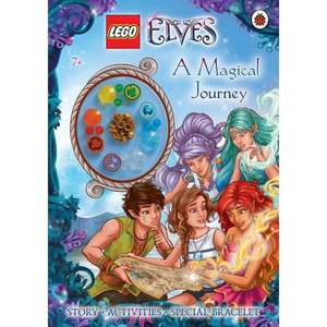 LEGO Elves A Magical Journey Activity Book 80p (was £5.00) @ Smyths toys (instore only)
