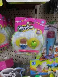 shopkins pencil toppers £1 poundworld